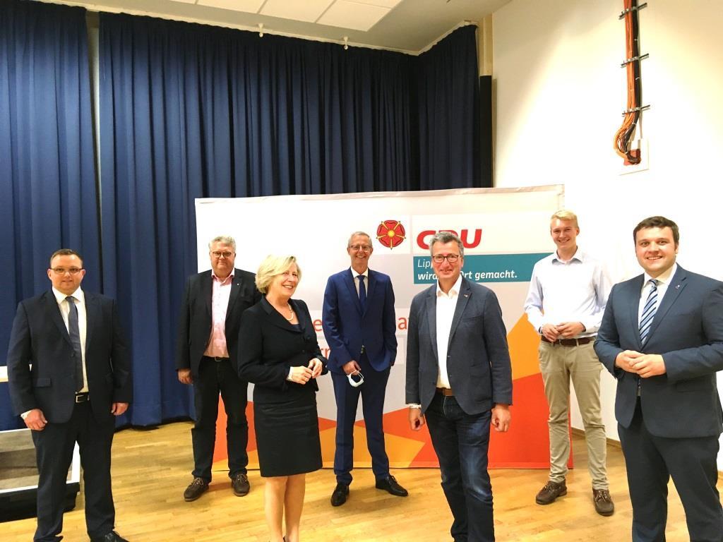 Lars W. Brakhage als Kreisvorsitzender bestätigt