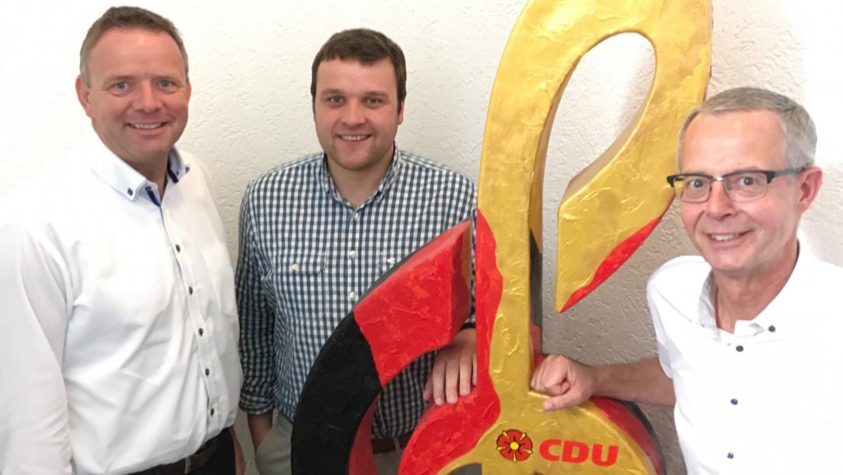 CDU-Chef Brakhage freut sich über Maßnahmen im Bereich Cappel/Vahlhausen